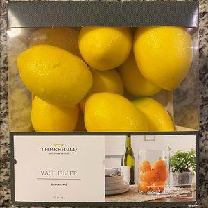 Lemon Vase Fillers